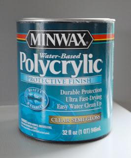 minwax polycrylics