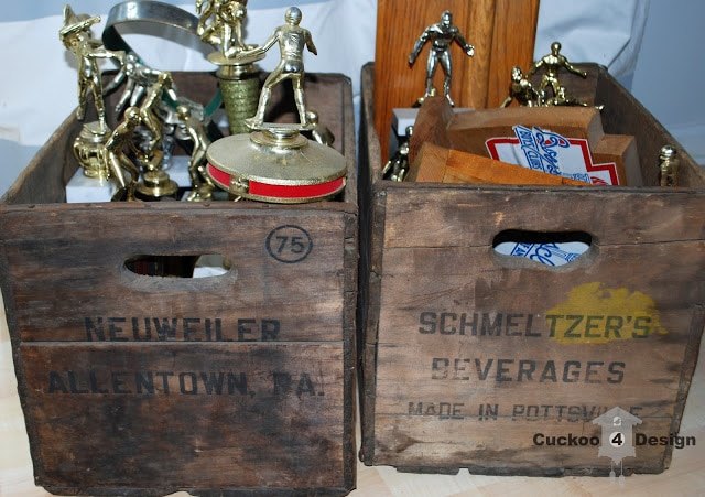 What To Do With Old Trophies And Awards Cuckoo4design