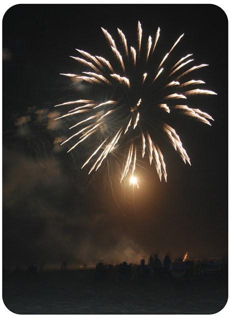 Avalon, Stoneharbor fireworks