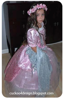 Chasing Fireflies Pink Princess costume