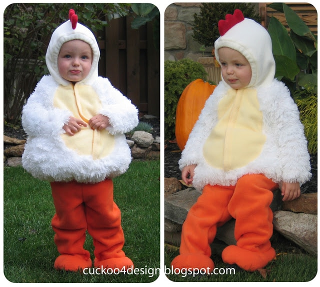 Toddler Chicken