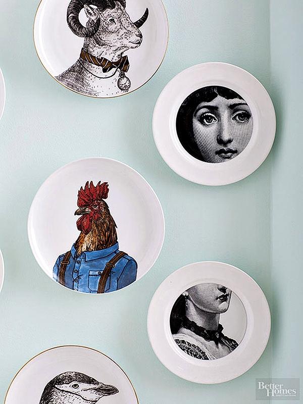 DIY Pierro Fornasetti Plates  sc 1 st  Cuckoo4Design & DIY Piero Fornasetti Plates | Cuckoo4Design