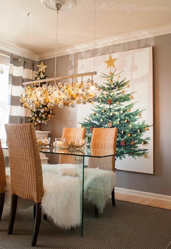 ikea margareta christmas tree canvas cuckoo4design. Black Bedroom Furniture Sets. Home Design Ideas