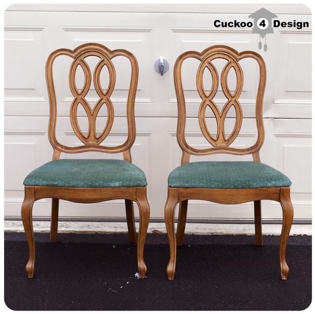 Vintage 1965 Thomasville Chairs