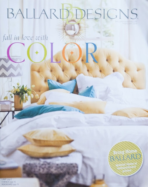 ballard design catalog look for less cuckoo4design