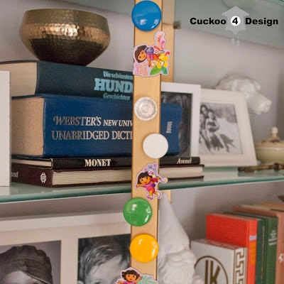 bookshelf is not brass