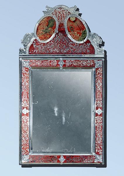 Spessart Museum Snow White's mirror