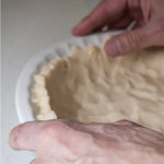 pie crust for best banoffee pie recipe