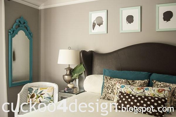 Small Bedroom Update | Cuckoo4Design