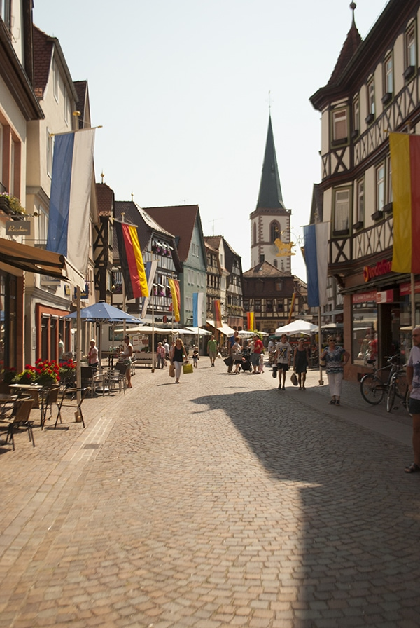 Lohr am Main Germany