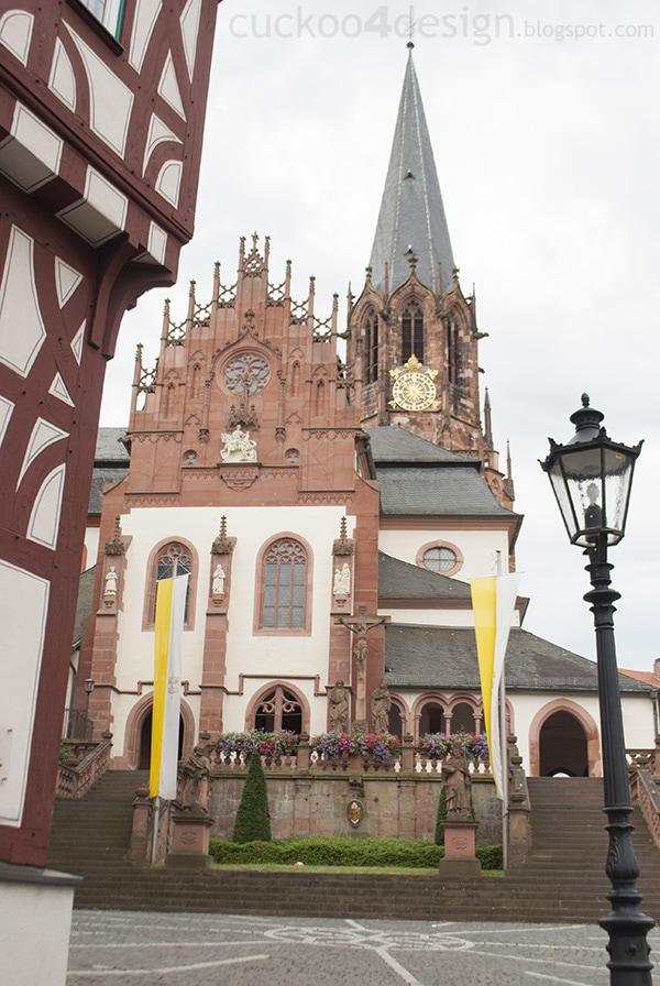 Aschaffenburger Stiftskirche