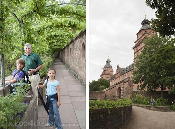 Aschaffenburger Schloßgarten