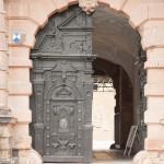 Aschaffenburger castle gate