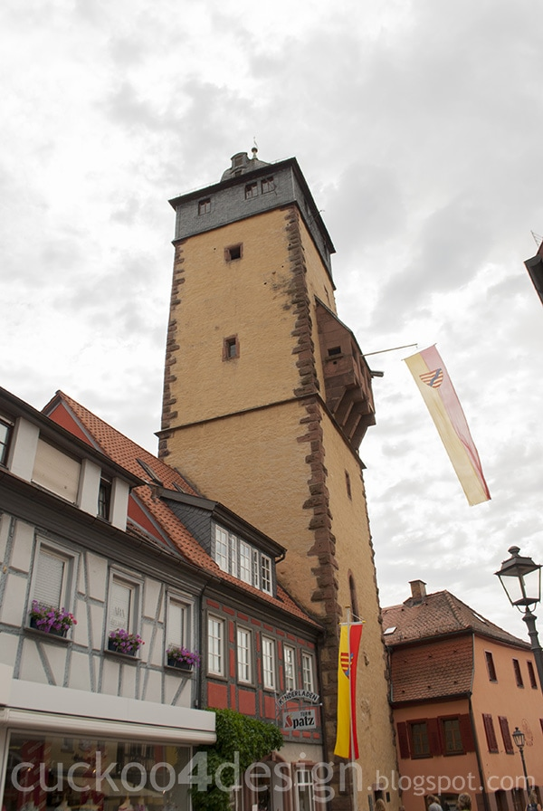 Bayersturm in Lohr am Main