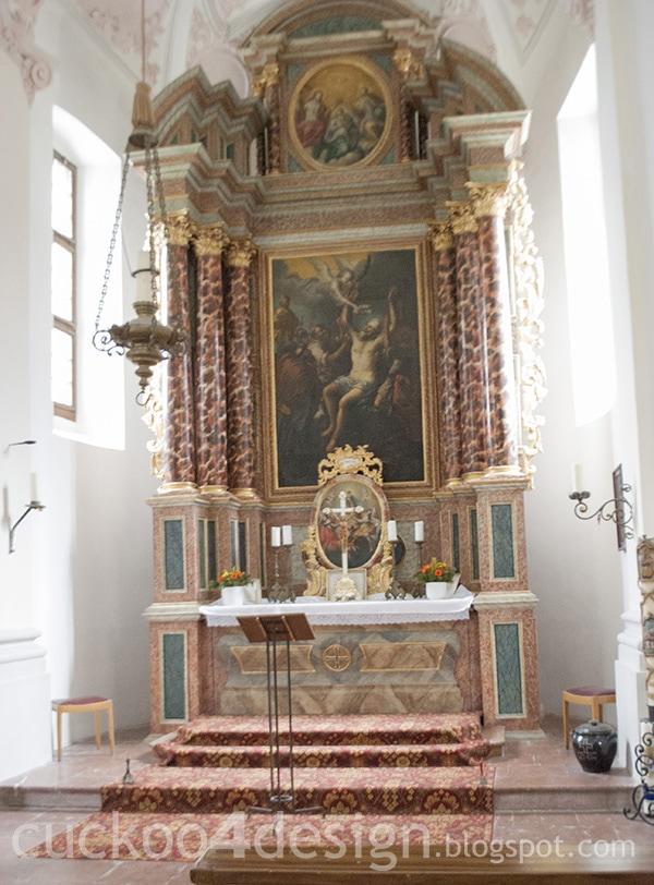 Königssee, Bavaria, St. Bartholomew, St. Bartholomä