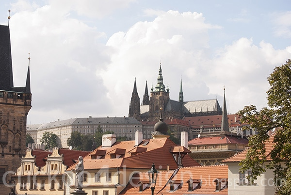 Visit to Praha written by my son
