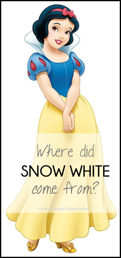 Where Does The Real Snow White Come From Cuckoo4design