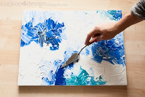 How To Make Turquoise Oil Paint