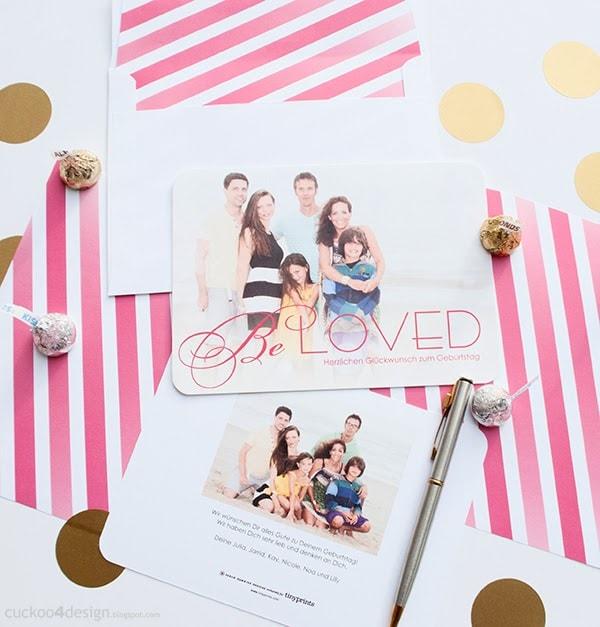 Valentines Birthday Card with Tiny Prints Cuckoo4Design – Tiny Prints Birthday Cards