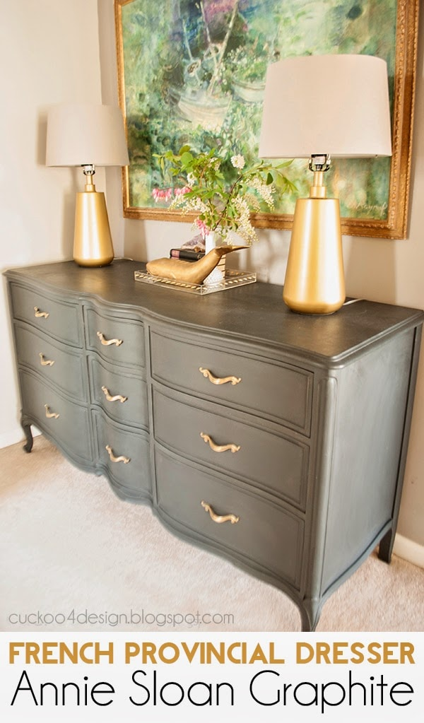 Annie Sloan Chalk Paint How Long Before Wax
