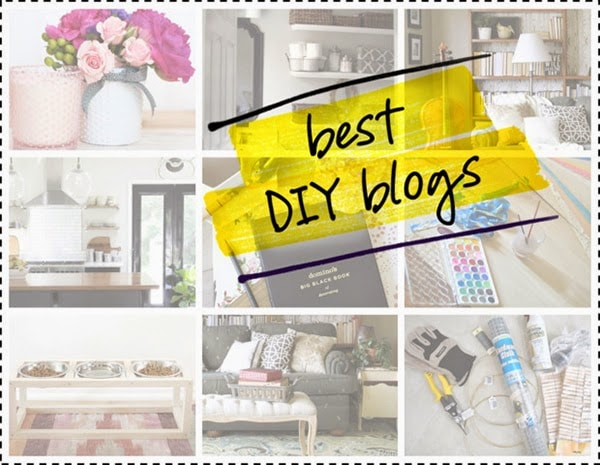 my best DIY blogs feature