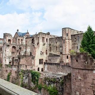 Baden Baden and Heidelberg
