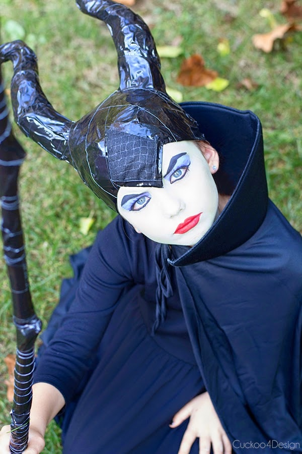 Halloween costume for child with sensory processing issues SPD