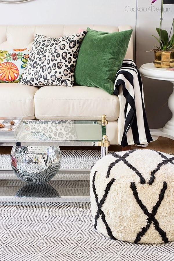 elegant living room by Cuckoo4Design