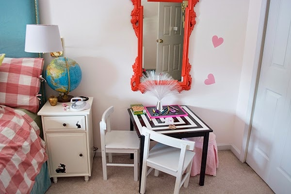 Girls Bedroom Organizing Ideas Cuckoo4Design