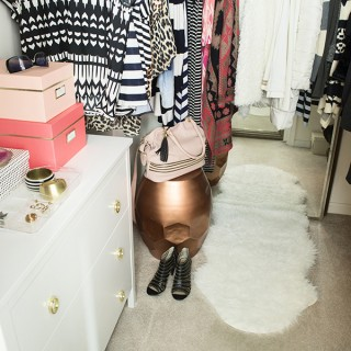work with what you have closet makeover
