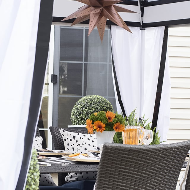 Home Depot Patio Style Challenge