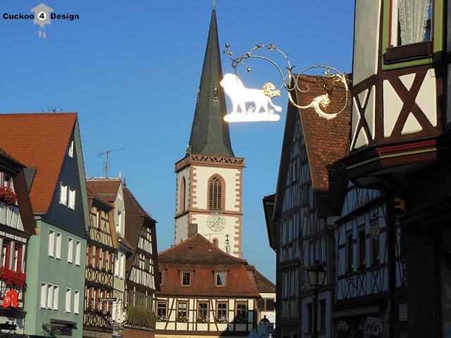 Lohrer Altstadt Lohr am Main