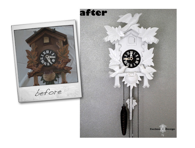 Before Amp After Cuckoo4design