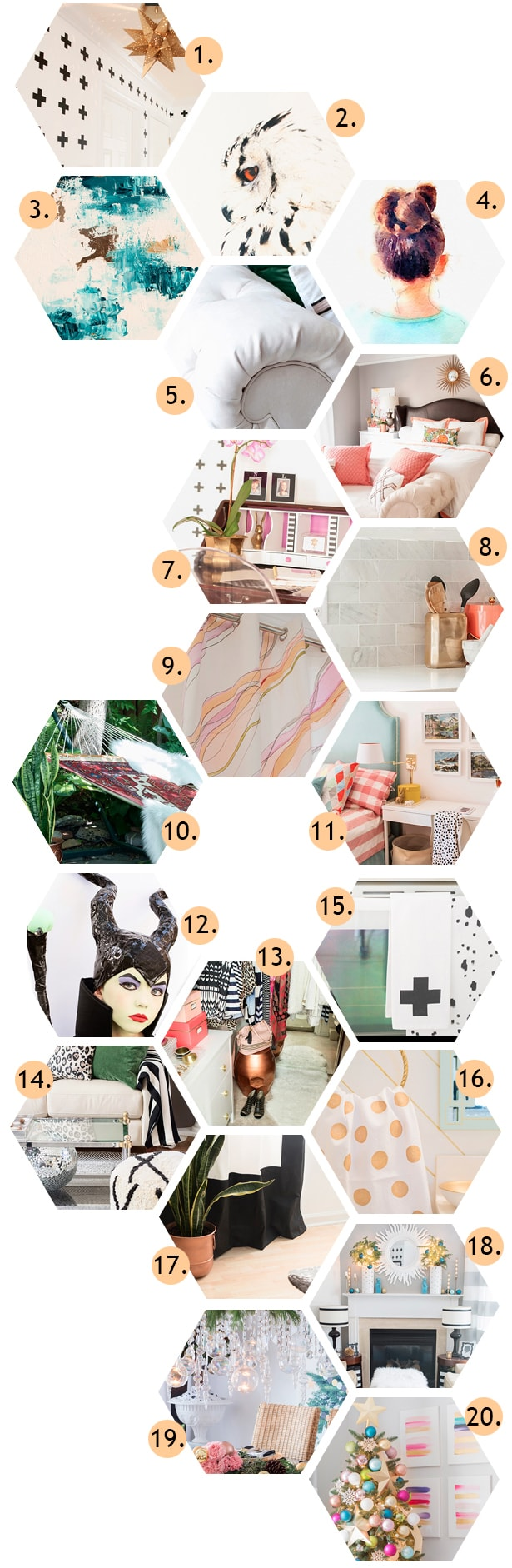 Some really personal confessions and DIY project roundup