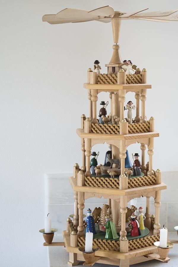 German Christmas Pyramide
