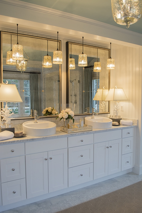 My visit to the hgtv dream home on martha 39 s vineyard for Master bathroom fixtures