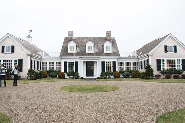 My visit to the HGTV Dream Home on Martha's Vineyard ...