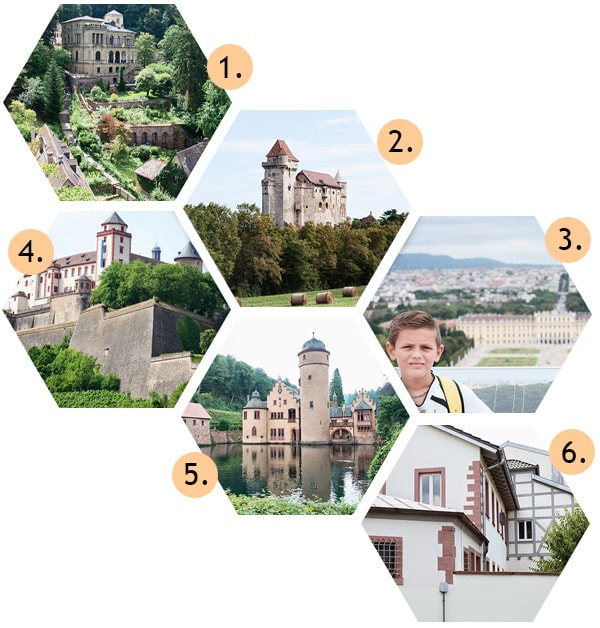 Our German travel posts for 2014 - Cuckoo4Design