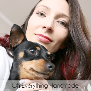Living Pretty with Your Pets: Oh Everything Handmade