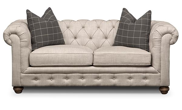 Chesterfield sofa affordable sofa the honoroak - Sofa cama chesterfield ...