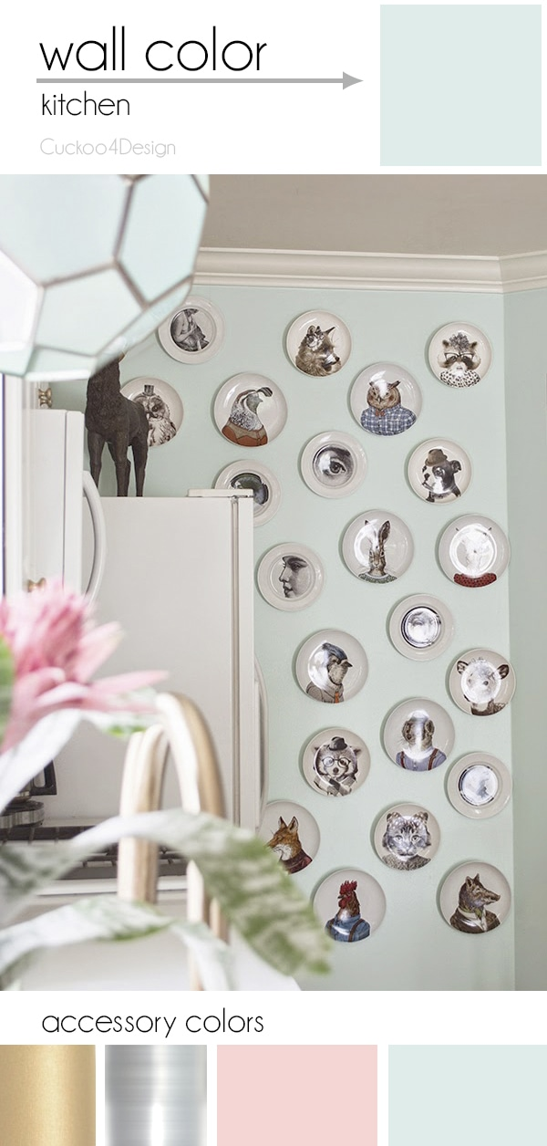 kitchen wall - Cuckoo4Design