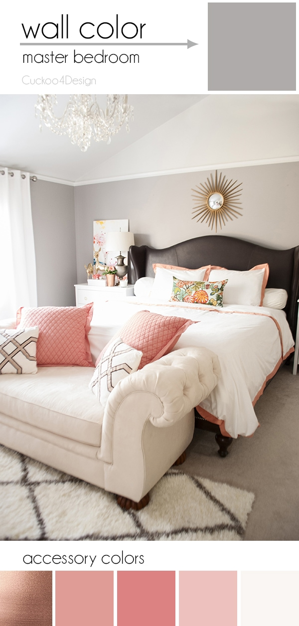 Creating a colorful home with neutral walls cuckoo4design for Bedroom colors 2015