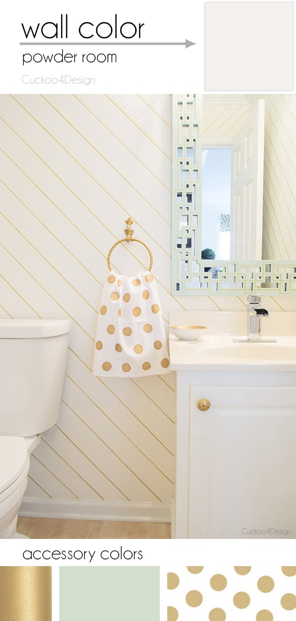 powder room - Cuckoo4Design
