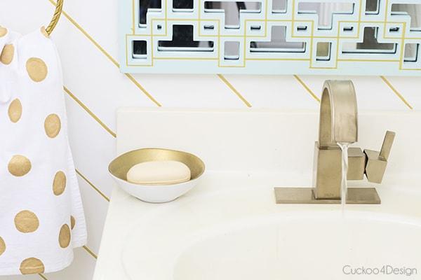 Delta® Faucet VERO Single Handle Centerset Lavatory Faucet