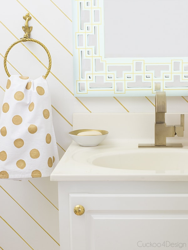 A shiny new faucet and a major giveaway | Cuckoo4Design