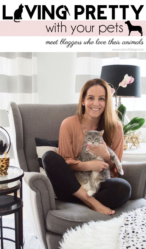How to live pretty with your pets - Cuckoo4Design