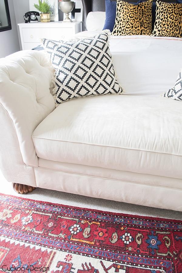 eclectic bedroom update - Cuckoo4Design