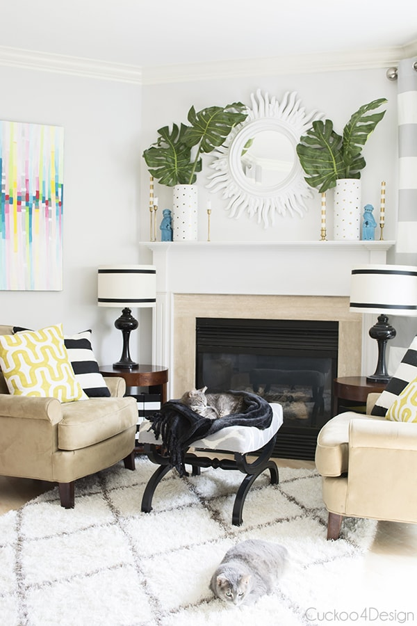 Spring Home Tour - Cuckoo4Design