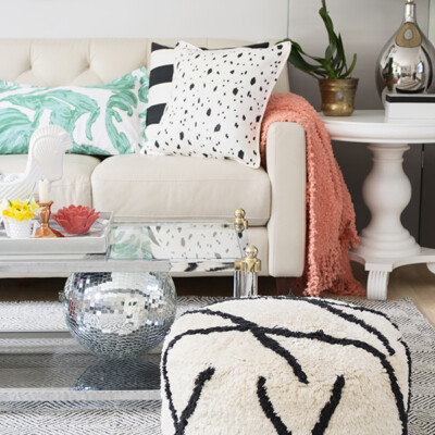Blogger Stylin Home Tours Spring Edition