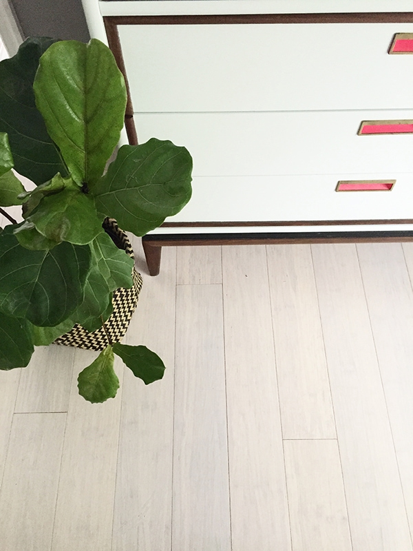 Installing Pearl City Click Bamboo